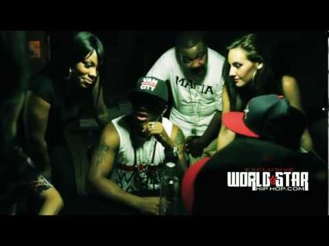 Red Cafe Feat. Cory Gunz - Brinks Truck | @RedCafe @CoryGunz