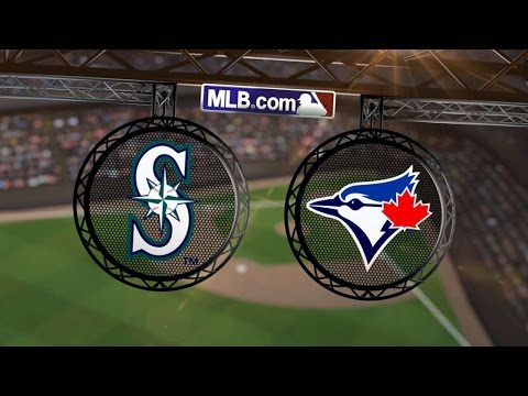 9/23/14: Blue Jays rout Mariners in second straight