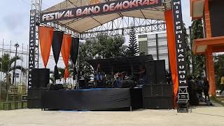 Win band Feat. Ewien (KAPITAL) - 2nd Festival demokrasi Kukar