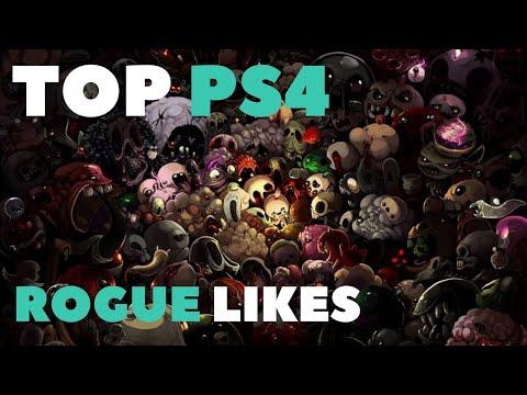 Top PS4 Roguelite Games