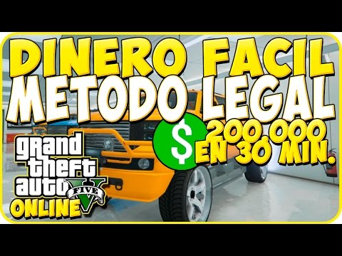Trucos Gta 5 Online - Conseguir Dinero Facil y Legal - Gta 5 PS4, PC y XBOX ONE