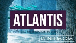 Atlantis | Learn Latin | #45