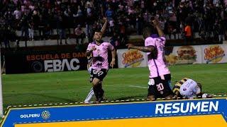 Resumen: Sport Boys vs Sport Rosario (3-1)