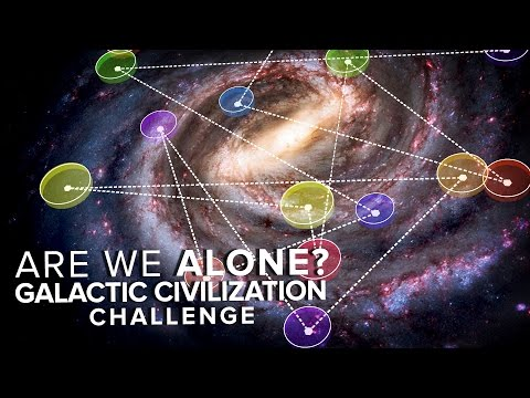Are We Alone? Galactic Civilization Challenge   Space Time   PBS Digital Studios