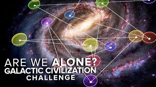 Are We Alone? Galactic Civilization Challenge | Space Time | PBS Digital Studios