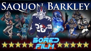 Saquon Barkley - Career Retrospective