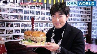 Take a closer look at this burger. WOW... [Battle Trip/2018.03.25]