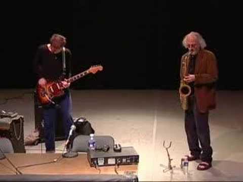 Nels Cline&Larry Ochs, part 1