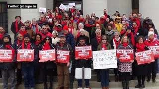 Wright State Faculty Ends One of the Longest Strikes at a Public University in U.S. History