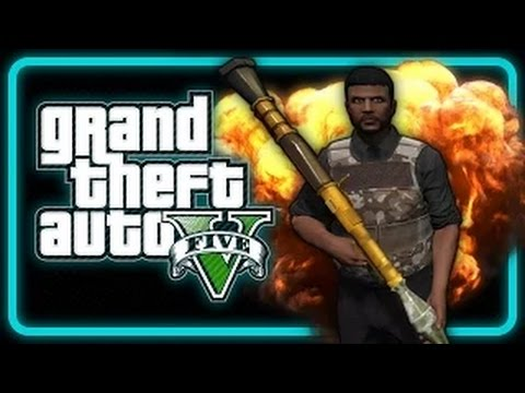 GTA 5 SABOTAGING ONLINE PLAYERS (TROLLING)