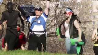 Mortal Kombat VS Street Fighter EPIC DANCE BATTLE FOR MOBILE USERS