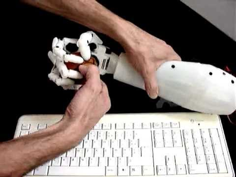 Animatronic Hand Robot 3D printer