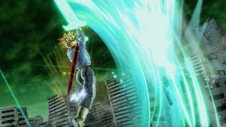 EPIC SWORD OF HOPE SLASH! NEW GOKU, VEGETA, & FUTURE TRUNKS GAMEPLAY!| Dragon Ball Xenoverse 2