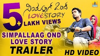 Simple Aagi Ondu Love Story - Simple Aag Ond Love Story