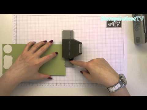 Motivlocher Stanzer Punch 2,5 cm Heart Herz Kreativ Basteln Ausschmücken