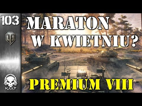 Maraton na czołg premium VIII poziomu? - News World of Tanks