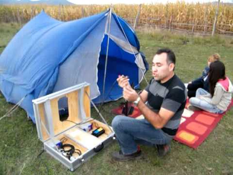 camping inversor electrico: