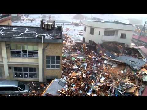 New Footage Of Japanese Tsunami Found video