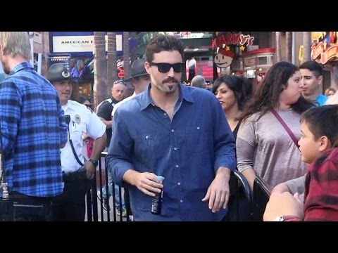 Brody Jenner Promotes Anti-Hangover Drink On EXTRA