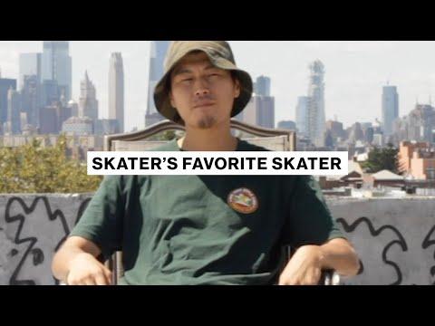 Skater's Favorite Skater | Hiroki Muraoka