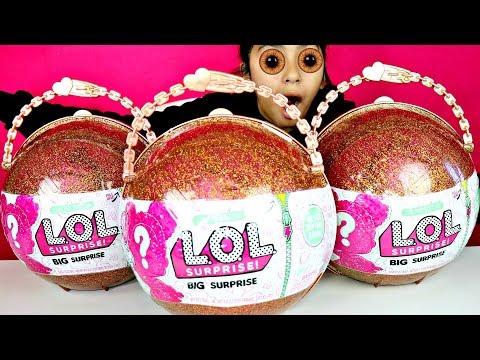 OPENING LOL BIG SURPRISE |B2cutecupcakes
