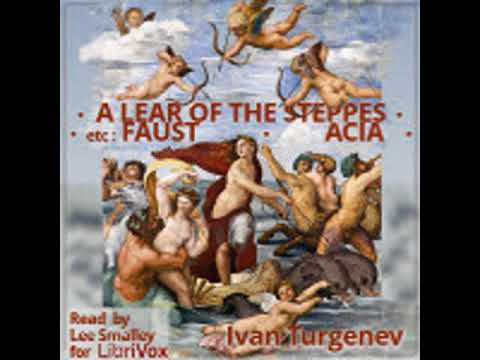 A Lear Of The Steppes - Etc By Ivan Turgenev  Audiobook With Subtitles