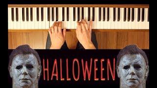Michael Myers (Halloween Theme) [Easy Piano Tutorial]