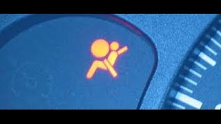 Renault megane airbag warning light, electronic fault connections, Fixed