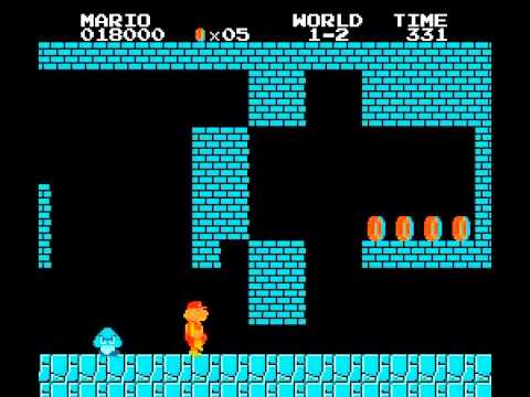 Super Mario Bros - RETRO GAMES ARE HARD - User video