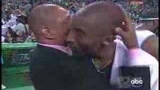 Celtics win the NBA Finals