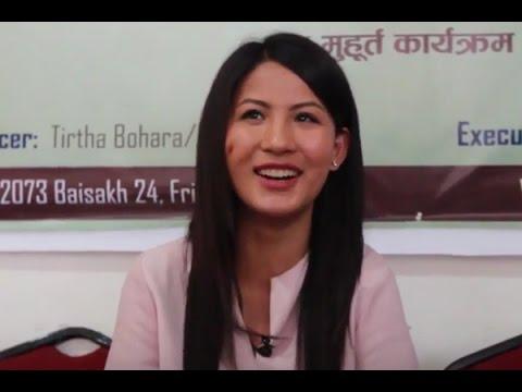 Interview with Sipora Gurung || Debuting in Nepali Film Industry || FilmyKhabar.com