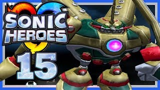 SONIC HEROES # 15 🦔 Egg Emperor-Finale im Hard-Mode! [HD60] Let's Play Sonic Heroes