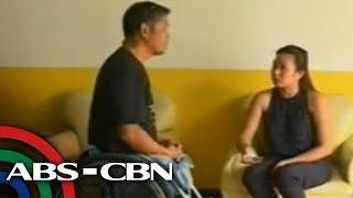 TV Patrol Bicol - Viral na naka wheelchair sa Albay
