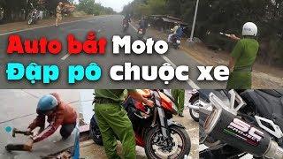 Đập pô để lấy xe - CSGT bắt Moto PKL & Xe độ pô ở Đà Lạt - Vũng Tàu - Đà Nẵng    MinC Motovlog