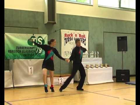 Sonja Bommes & Benedict Schwirten - Turbo Cup 2012