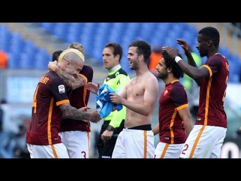 ROMA - NAPOLI 1-0| EH MA SE C'ERA HIGUAIN!!!