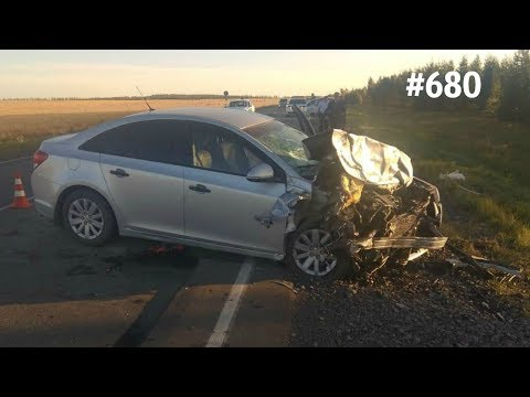 ☭★Подборка Аварий и ДТП/от 15.09.2018/Russia Car Crash Compilation/#680/September2018/#дтп#авария