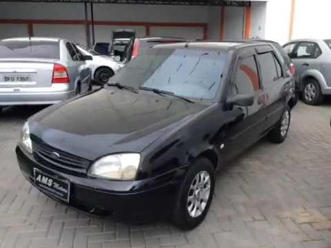 FORD FIESTA 1.0 MPI GL CLASS 8V 4P 2001 - Carros usados e seminovos - AMS MOTORS - São José dos...