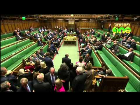 UK Parliament votes to authorize airstrikes against ISIS in Iraq