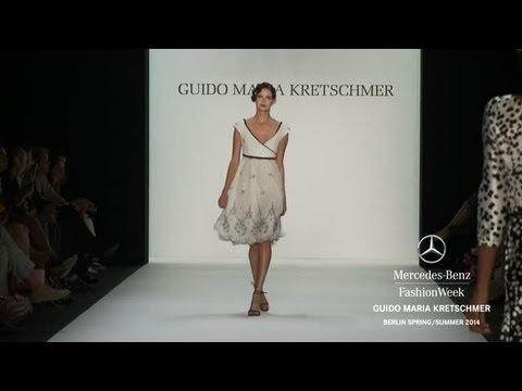 Runway highlights from GUIDO MARIA KRETSCHMER Spring/Summer 2014 Collection at Mercedes-Benz Fashion Week Berlin. The official Mercedes-Benz Fashion Week Ber...