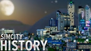 History of - SimCity (1989-2013)