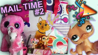 BIRTHDAY SPECIAL FAN MAIL TIME #2 You guys spoil me! | Alice LPS