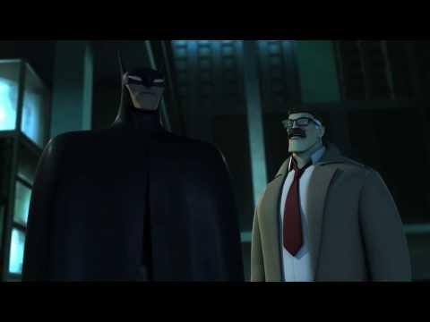 "BEWARE THE BATMAN ""Control"" clip 1 Episode # 9 Cartoon Network DC COMICS Animated TV Series"