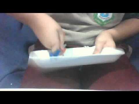 Como hacer manualidades con platos desechables y una lija - Manualidades con vasos ...