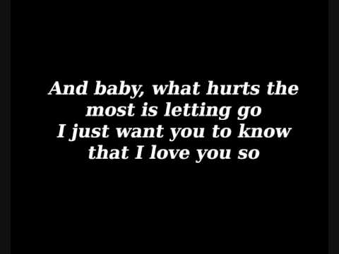 Monica - What Hurts The Most