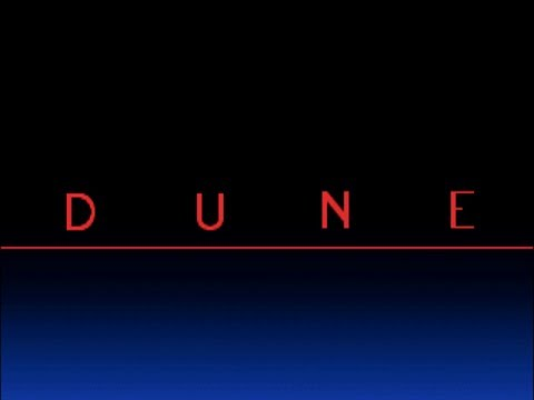 Dune (floppy) - Intro/Opening FR (Roland MT-32) MS-DOS Game