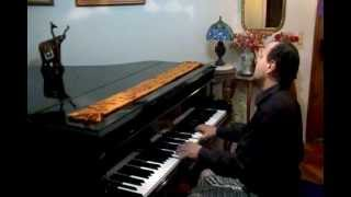 MEMORY cats musical cover lyrics/ musica triste sentimental/ famous love song/ piano solo tutorial