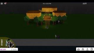 Bloxburg: BIG Wooden treehouse!