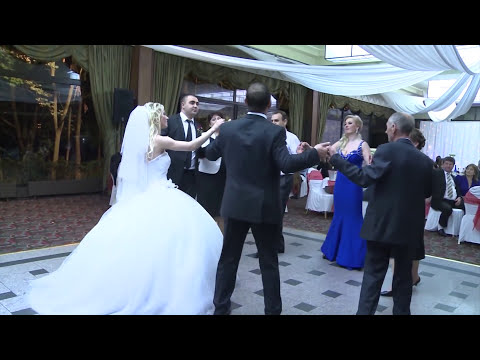 VALERIU CORNEA la Nunta in Franta