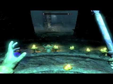 Skyrim - Atronach Forge Tutorials - Staff of the Frost Atronach